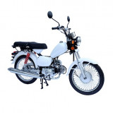 Moped, Motocicleta BENZINA 107cc ZT-69 EEC RETRO - Scuter