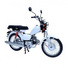 ZT-69 EEC- Moped BENZINA cu cadru de otel EEC