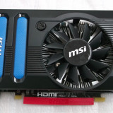 Placa video MSI Radeon HD7770 GHz Edition 1GB DDR5 128-bit