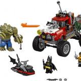 LEGO® Batman Movie 70907 Killer Croc™ Tail-Gator 70907 - LEGO Minifigurine