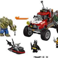 LEGO® Batman Movie 70907 Killer Croc™ Tail-Gator 70907 - LEGO Minifigurine