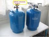 Butelie de 8 + Arzator Camping - Voiaj 8L