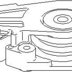 Intinzator curea, curea distributie MINI MINI Cooper - TOPRAN 501 453 - Intinzator Curea Distributie