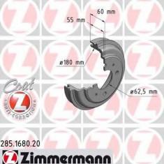 Tambur frana HYUNDAI ATOZ 1.0 i - ZIMMERMANN 285.1680.20 - Saboti frana auto