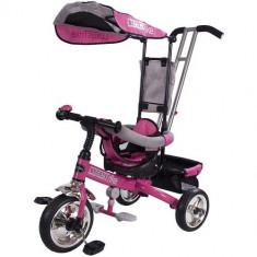 Tricicleta Lux Roz - Tricicleta copii