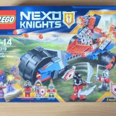 Joc LEGO Nexo Knights 70319 - Buzduganul Tunet al lui Macy