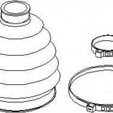 Set articulatie, planetara AUDI A3 2.0 FSI - TOPRAN 110 804