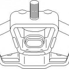 Suport, transmisie manuala MERCEDES-BENZ 190 limuzina D 2.0 - TOPRAN 400 467 - Tampon cutie viteze