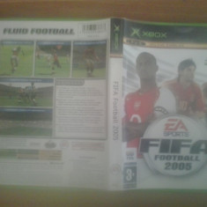FIFA Fotball 2005 - XBox classic - Jocuri Xbox, Sporturi, 3+, Multiplayer