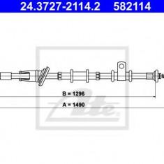 Cablu, frana de parcare MITSUBISHI SPACE STAR 1.3 16V - ATE 24.3727-2114.2