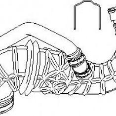 Palnie, filtru de aer FORD FOCUS 1.8 TDCi - TOPRAN 304 058 - Filtru aer