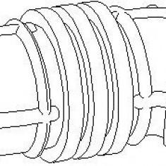 Palnie, filtru de aer OPEL ASTRA F 1.4 Si - TOPRAN 206 930 - Filtru aer