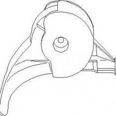 Maner, inchidere capota motor MERCEDES-BENZ 190 limuzina E 1.8 - TOPRAN 400 787