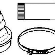Ansamblu burduf, articulatie planetara CITROËN C4 II 1.6 VTi 120 - TOPRAN 722 464 - Burduf auto