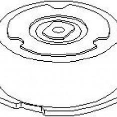 Intinzator curea, curea distributie AUDI 90 1.9 TDI - TOPRAN 108 414 - Intinzator Curea Distributie