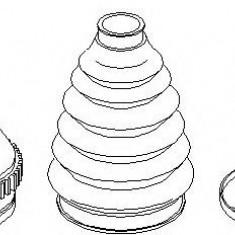 Set articulatie, planetara FORD MONDEO  1.6 i 16V - TOPRAN 301 073