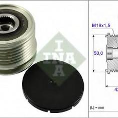 Sistem roata libera, generator NISSAN PULSAR hatchback 1.8 - INA 535 0265 10 - Fulie