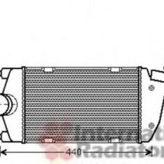 Intercooler, compresor PORSCHE 911 3.8 Turbo - VAN WEZEL 74004061 - Intercooler turbo