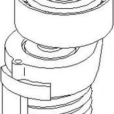 Intinzator curea, curea distributie AUDI A3 1.6 FSI - TOPRAN 110 378 - Intinzator Curea Distributie