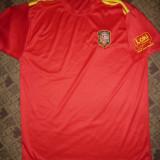 Tricou de suporter Fotbal la Meciul Mondiale 2010 Peru-Bolivia - Tricou echipa fotbal, Marime: XL, Culoare: Rosu