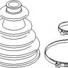 Set articulatie, planetara AUDI A4 2.0 - TOPRAN 110 810