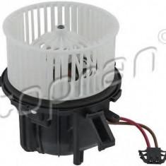 Ventilator, habitaclu AUDI A4 limuzina 2.0 TDI quattro - TOPRAN 114 980 - Motor Ventilator Incalzire