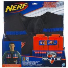 Nerf N-Strike Elite Tactical Vest - Pistol de jucarie