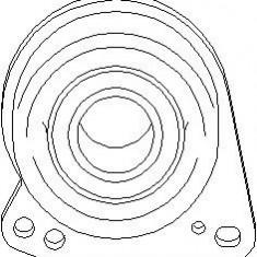 Lagar intermediar, ax cardanic FORD COURIER caroserie 1.3 - TOPRAN 302 406 - Planetara