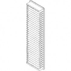 Filtru, aer habitaclu MINI MINI Cooper - TOPRAN 501 013 - Filtru polen