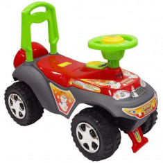 Masinuta de impins copii Baby Mix UR7600 Red - Vehicul