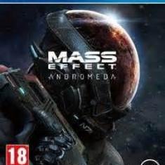 Mass Effect Andromeda sigilat PS4 - Jocuri PS4, Role playing, 18+