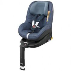 Scaun Auto 2Way Pearl Nomad Blue - Scaun auto copii Maxi Cosi, 0+ (0-13 kg), Opus directiei de mers, Isofix