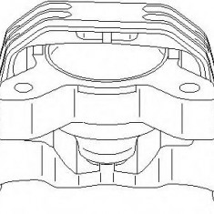 Suport motor FORD FOCUS 1.8 DI / TDDi - TOPRAN 301 875 - Suporti moto auto