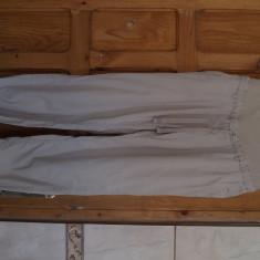 Pantalon H&M MAMA de vara, marimea 40 - Pantaloni gravide