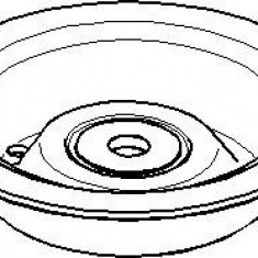 Rulment sarcina amortizor OPEL CORSA A TR 1.0 - TOPRAN 205 454 - Rulment amortizor
