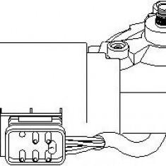 Motor stergator MERCEDES-BENZ 190 limuzina E 1.8 - TOPRAN 401 532 - Motoras stergator