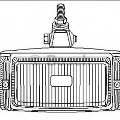 Proiector ceata LADA KALINA hatchback 1.6 - BOSCH 0 305 406 901