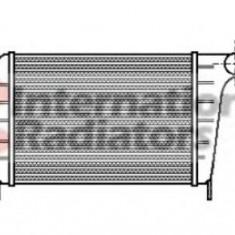 Intercooler, compresor FIAT STRADA II 80 Turbo Diesel 1.9 - VAN WEZEL 17004005 - Intercooler turbo