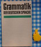Gramatica limbii germane Grammatik der Deutschen Sprache