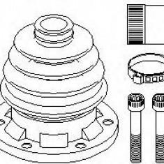 Set articulatie, planetara VW CARAVELLE III bus 1.6 - TOPRAN 110 022