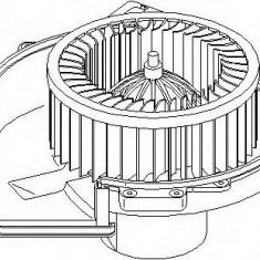 Electromotor, ventilatie interioara SEAT IBIZA V 1.2 - TOPRAN 111 981 - Motor Ventilator Incalzire