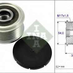 Sistem roata libera, generator PEUGEOT 208 1.0 - INA 535 0264 10 - Fulie