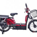 Bicicleta electrica, tip scuter nu necesita inmatriculare ZT-33 LASER 4.0 - Moped