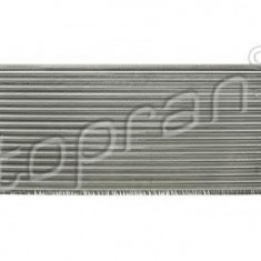 Intercooler, compresor CITROËN SYNERGIE 2.0 HDI - TOPRAN 723 063 - Intercooler turbo