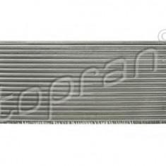 Intercooler, compresor CITROËN SYNERGIE 2.0 HDI - TOPRAN 723 063 - Intercooler turbo
