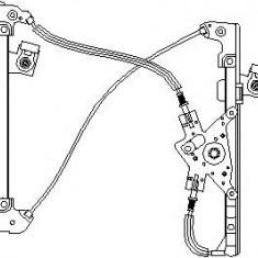 Mecanism actionare geam SEAT CORDOBA 1.6 - TOPRAN 111 255 - Macara geam