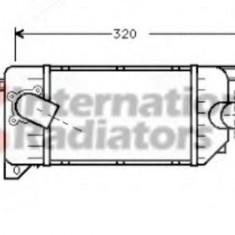 Intercooler, compresor FORD FIESTA Mk III 1.6 Turbo - VAN WEZEL 18004214 - Intercooler turbo