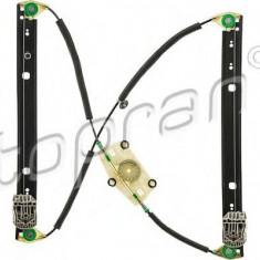 Mecanism actionare geam AUDI Q7 3.0 TDI - TOPRAN 114 715 - Macara geam