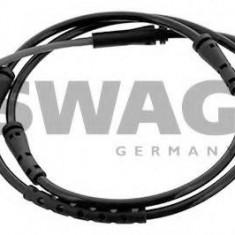 Senzor de avertizare, uzura placute de frana BMW 5 Touring 520 i - SWAG 20 93 9141 - Senzor placute