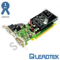 Placa video Leadtek nVidia 8400GS 512MB DDR2 64-Bit DVI VGA HDMI...*GARANTIE !!* - Placa Video Ati Radeon HD 5450 Asus
